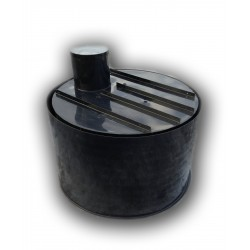 Žumpa proti spodnej vode - dvojplášťová 1,5m3