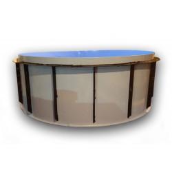 Kruhový bazén 3 m, hloubka 150 cm