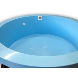 Kruhový bazén 4 m, hloubka 130 cm
