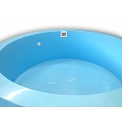 Kruhový bazén 5 m, hloubka 150 cm