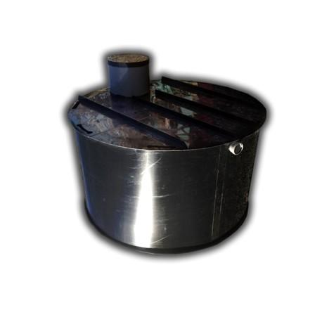 Septik kruhový samonosný 4m3