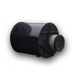 Retenčná nádrž samonosná 2m3 na úžitkovú, dažďovú vodu