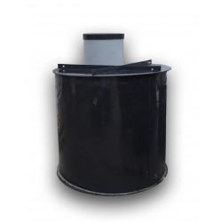 Retenčná nádrž samonosná 3m3 na úžitkovú,  dažďovú vodu
