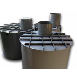 Retenčná nádrž samonosná 4m3 na úžitkovú, dažďovú vodu