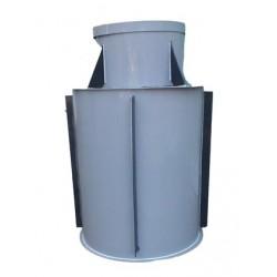 Retenční nádrž pro obetonování 1,5m3 na užitkovou, dešťovou vodu