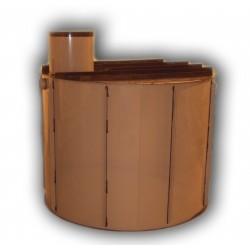 Retenční nádrž pro obetonování 4m3 na užitkovou, dešťovou vodu