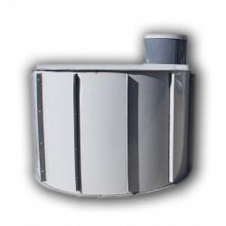 Retenční nádrž pro obetonování 6m3 na užitkovou, dešťovou vodu