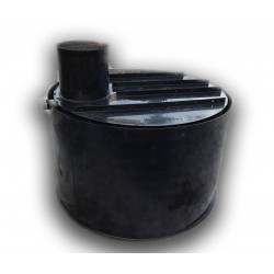 Retenčná nádrž proti spodnej vode 5m3 dvojplášťová - na úžitkovú, dažďovú vodu