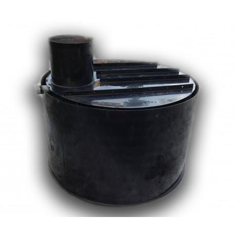 Retenční nádrž proti spodní vodě 5m3 dvouplášťová - na užitkovou, dešťovou vodu