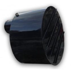 Retenčná nádrž proti spodnej vode 6m3 dvojplášťová - na úžitkovú, dažďovú vodu