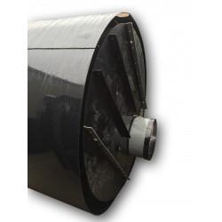 Retenčná nádrž proti spodnej vode 8m3 dvojplášťová - na úžitkovú, dažďovú vodu