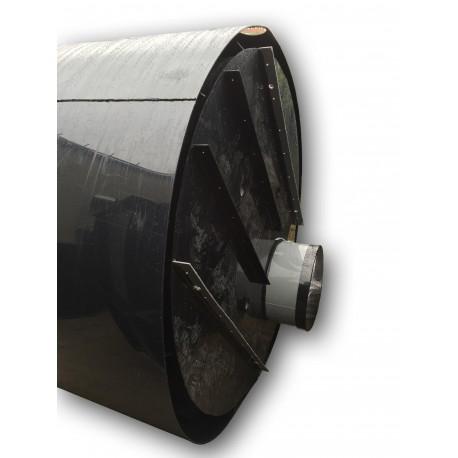 Retenční nádrž proti spodní vodě 10m3 dvouplášťová - na užitkovou, dešťovou vodu