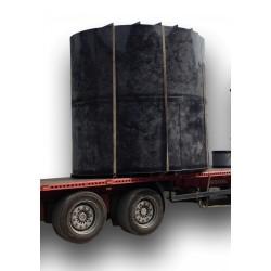 Retenčná nádrž proti spodnej vode 15m3 dvojplášťová - na úžitkovú, dažďovú vodu