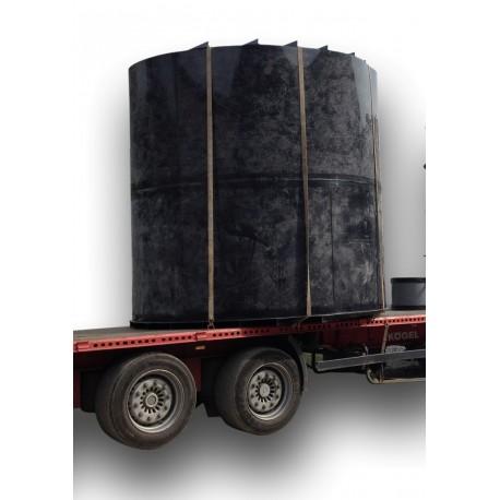 Retenční nádrž proti spodní vodě 15m3 dvouplášťová - na užitkovou, dešťovou vodu