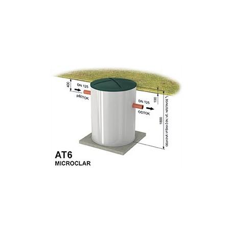 Čistírna odpadních vod AT6
