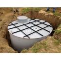 Retenční nádrže na dešťovou – užitkovou vodu